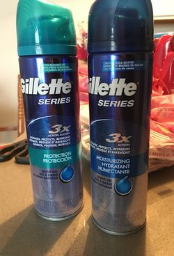 Gillette Series Moisturizing and Protection Thumbnail