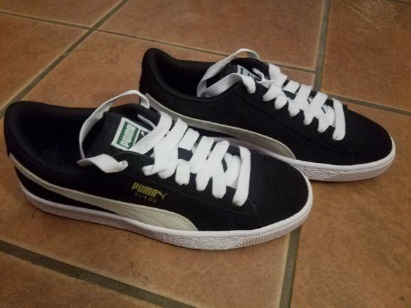 94268c1789d474 Puma suede youth shoes for Sale in El Monte