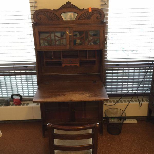 - Antique Drop Down Desk For Sale In Boston, MA - OfferUp