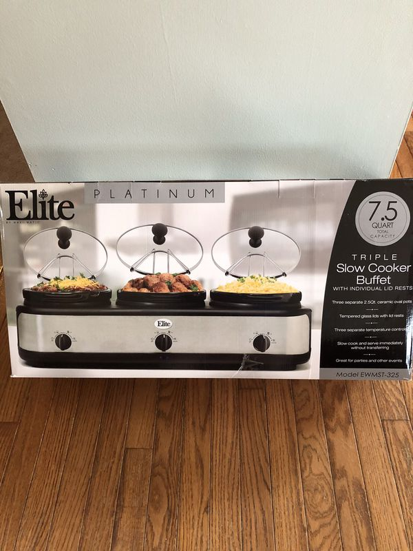 New and Used Slow cooker for Sale in Romeoville, IL - OfferUp