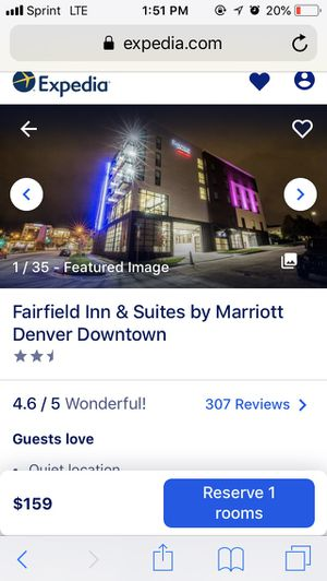 Hotel Discounts for Sale in Denver, CO
