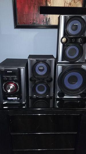Sony Stereo System for Sale in Lake Ridge, VA