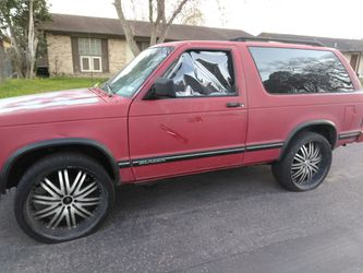 1994 Chevrolet S-10 Thumbnail