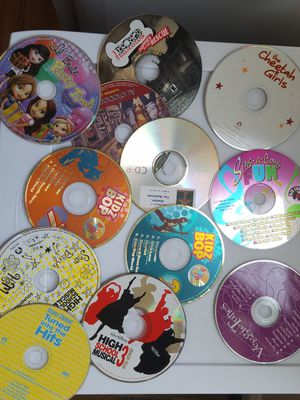Kids CDs and DVDs for Sale in Apex, NC