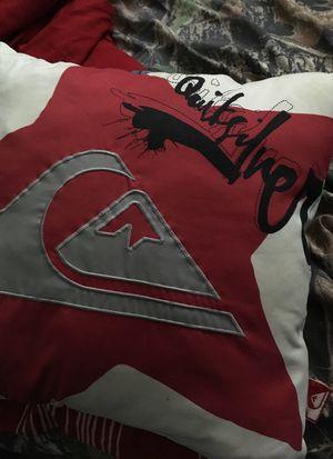 Quiksilver throw pillow for Sale in Virginia Beach, VA