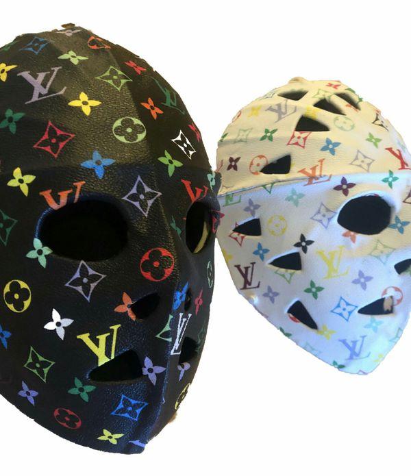 ec8b2d8507cdf New Lv custom handmade mask for Sale in Gainesville