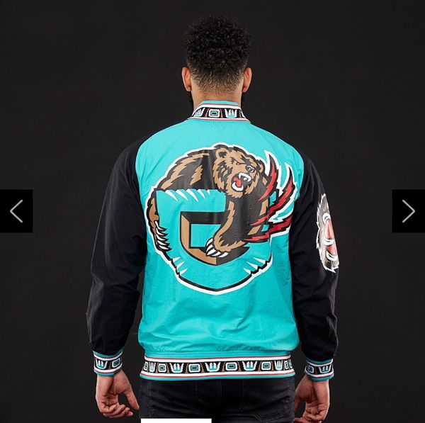ea19bef6f3d Mitchell   Ness NBA Vancouver Grizzlies Jacket for Sale in Alpine ...