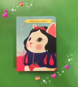 Korean Choochoo Cat mini Notebook for Sale in Aspen Hill, MD