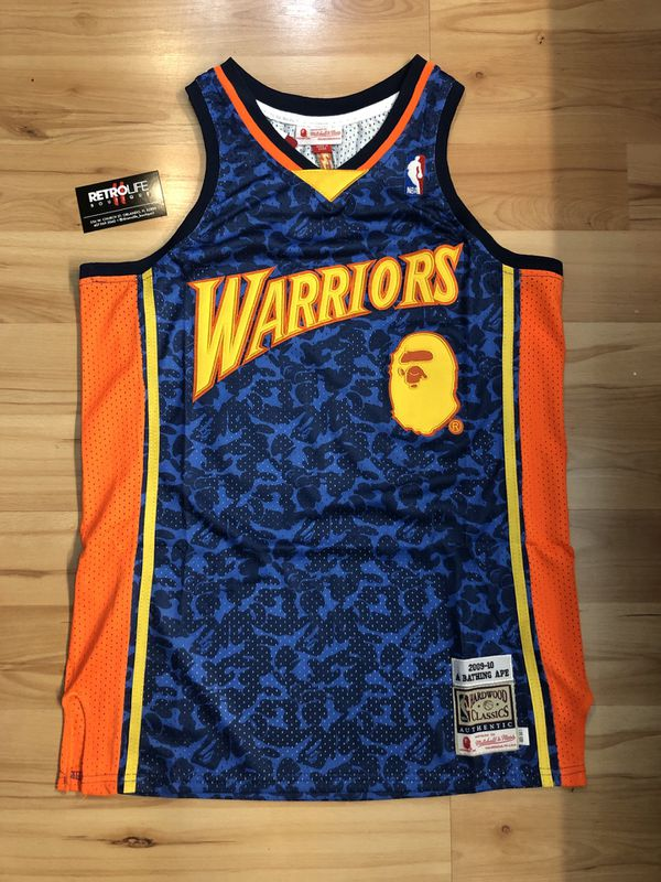 timeless design 718f6 a2e3c Warriors Bape Jersey for Sale in Orlando, FL - OfferUp