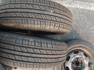 Tires like new 185/65 R 14 for Sale in Lincolnia, VA