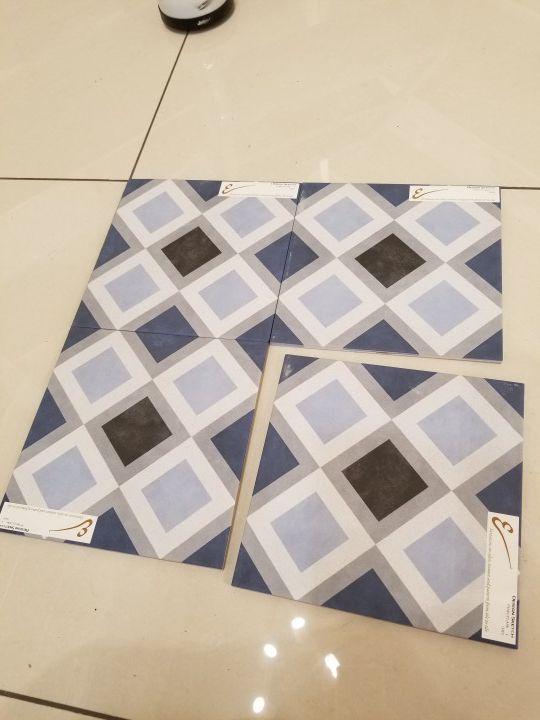 9x9 Design Art Porcelain Tile Flooring Emser For Sale In Vancouver