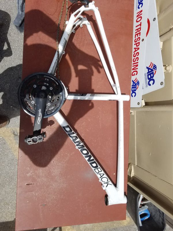 Diamond Back bike frame for Sale in Fort Lauderdale, FL - OfferUp