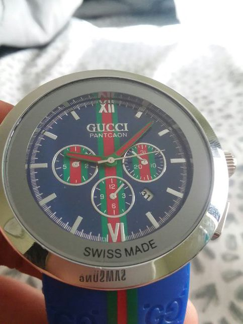 71d9de94d59 Gucci Watch New Never Used for Sale in Commerce Charter Township