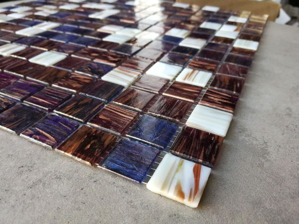 Iridescent Opaque Glass Mosaic Tile For Sale In Los Angeles Ca Offerup