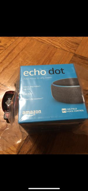 Brand New Echo Dot 3rd Generations for Sale in Cleveland, OH