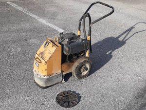 Photo Gas floor grinder stripper