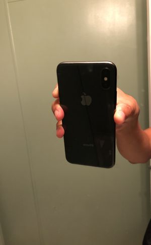 iPhone X for Sale in Hanover, MD