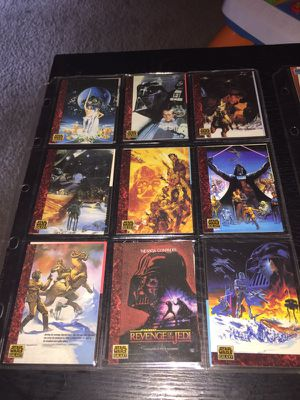 Star Wars Trading Cards for Sale in Salt Lake City, UT