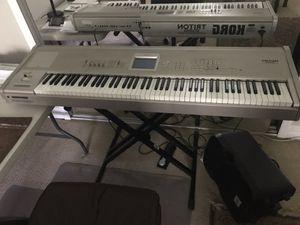 Digital Piano Korg Triton Studio - Music Workstation / Sampler for Sale in Lake Mary, FL