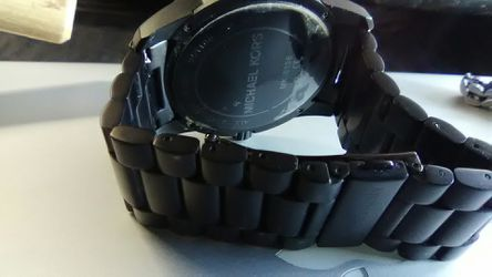 Michael Kors men's designer watch. Great condition lightly used. Thumbnail