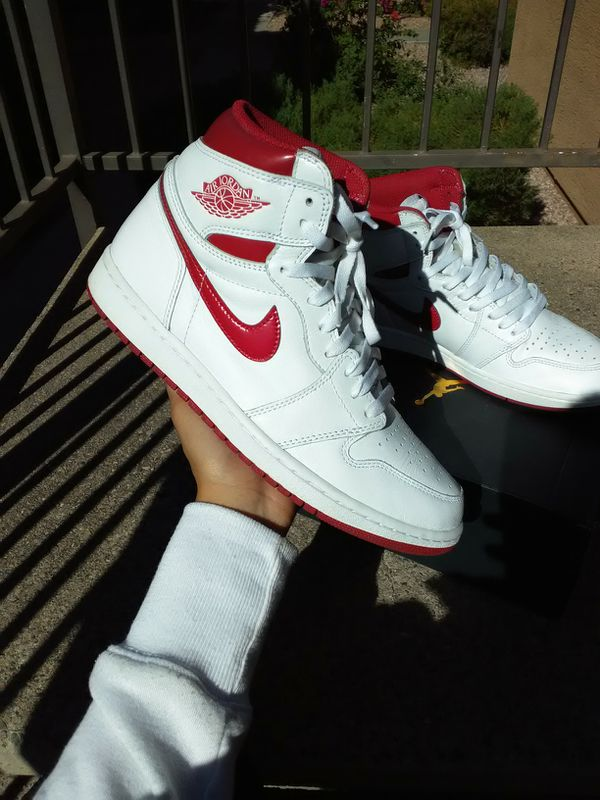 5f23d04ccf22 Jordan Retro 1s Metallic Red for Sale in Phoenix