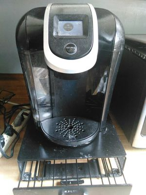 Keurig coffee maker with drawer for Sale in Rolla, MO
