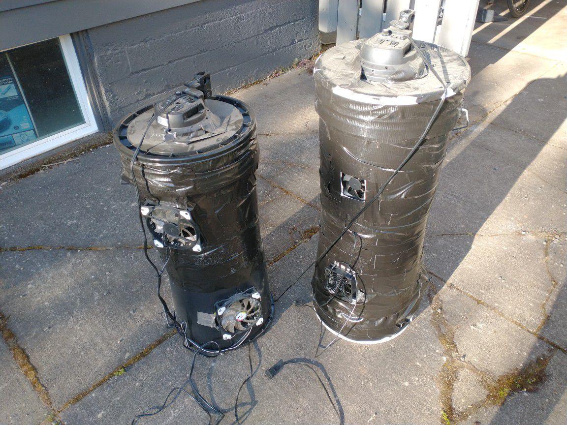 Space Bucket Indoor Grow Kits