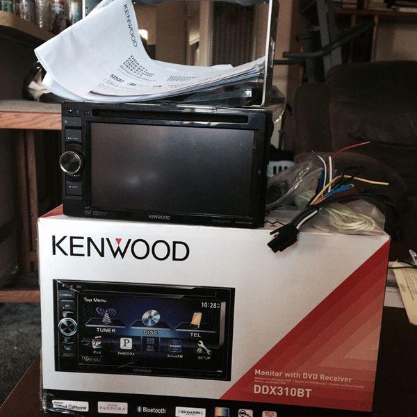 Kenwood DDX310BT 6.1