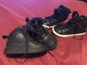 Baby gap and Nike boots both size 6 toddler for Sale in Washington, DC