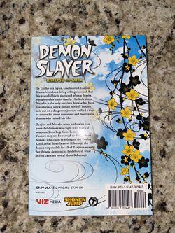 Demon Slayer: Kimetsu no Yaiba, Vol 3 Thumbnail