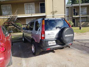 Honda crv 2002 titulo azul Ac al cien no falla for Sale in Houston, TX