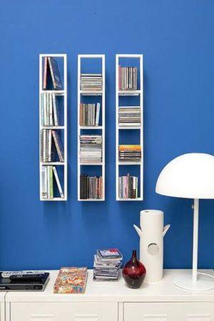 Ikea Lerberg Book Dvd Cd Storage Wall Mount Shelf Bookshelf Hanging For Sale In Casselberry Fl Offerup