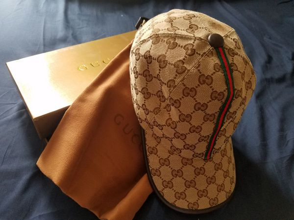 b3439457a9b4 Brown Gucci Hat for Sale in Los Angeles