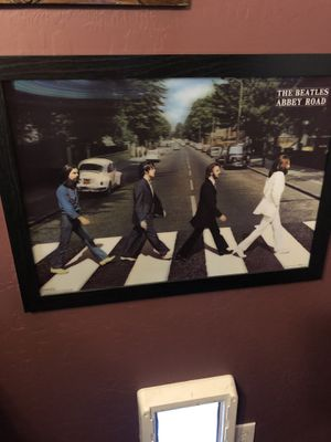 Beatles Abbey Road 3 D pic for Sale in Chandler, AZ