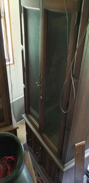 Antique gun cabinet for Sale in Grayson, KY