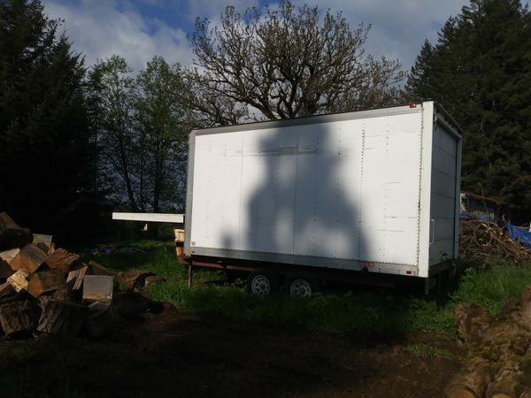 Home build box trailer for Sale in Washougal, WA - OfferUp