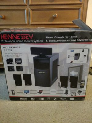 Home theater system (wireless) for Sale in St. Augustine, FL