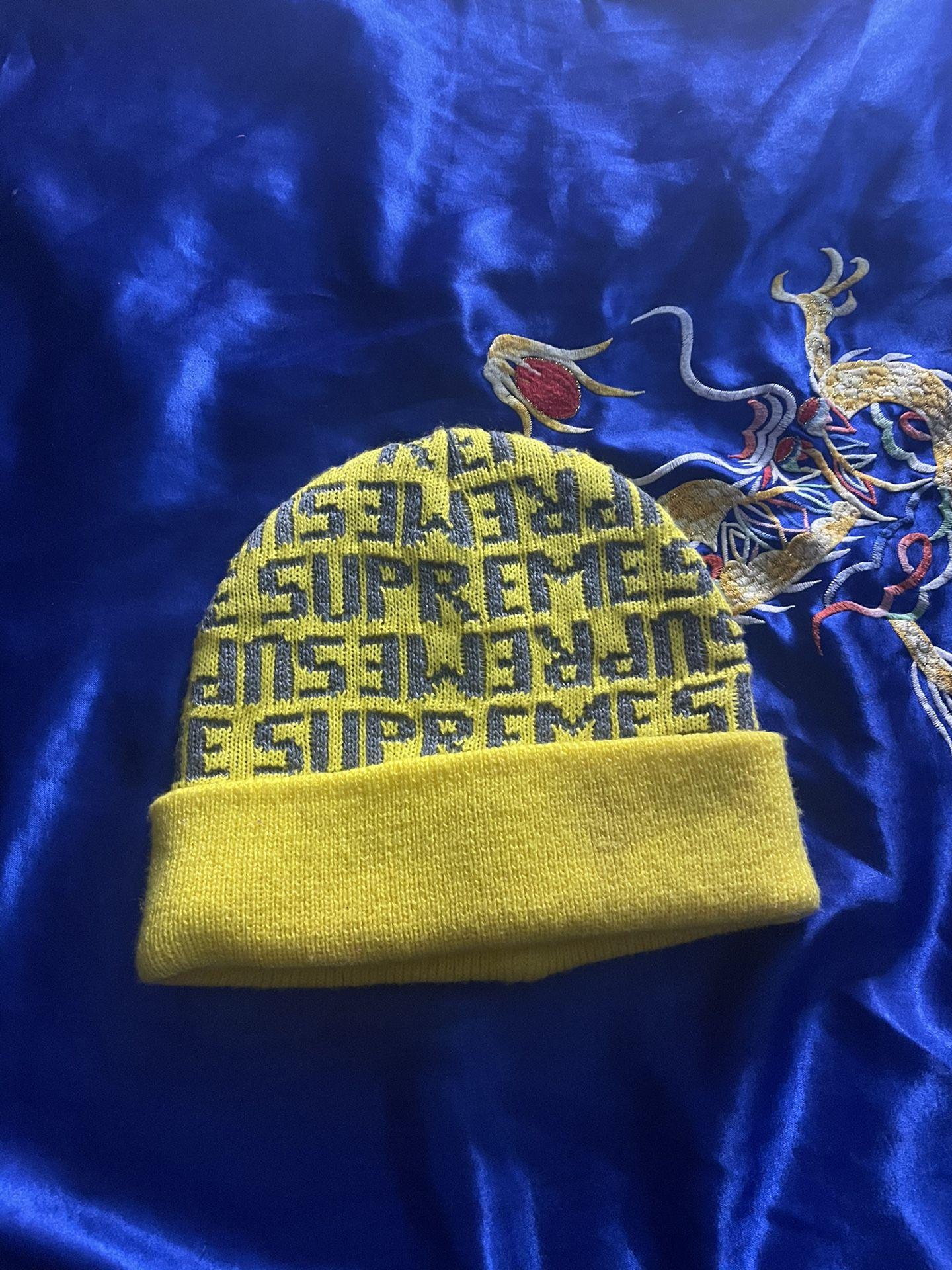 Supreme 3M Beanie Reflective
