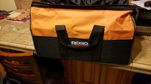 Contractors Ridgid tool bag for Sale in Longwood, FL