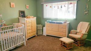 Photo Kids Nursery Furniture - Custom Dresser & Armoire