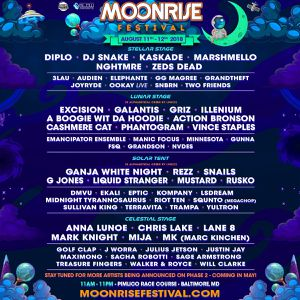 Moonrise Tickets for Sale for Sale in Alexandria, VA