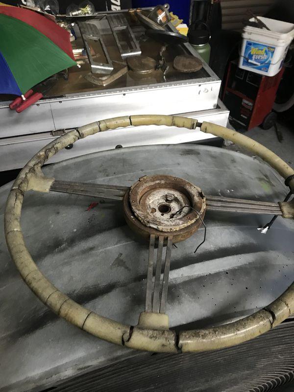 1947 1948 banjo steering wheel Chevy for Sale in Los Nietos, CA - OfferUp
