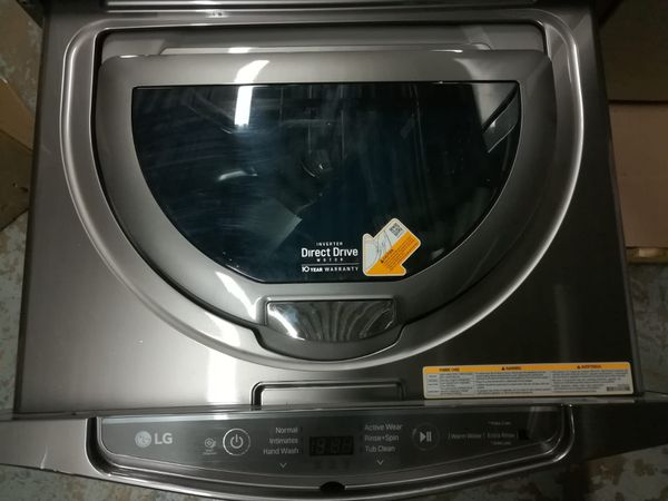 Costco Mount Prospect >> Costco Lg 1 0 Cu Ft Sidekick Pedestal Washer Wd100ck