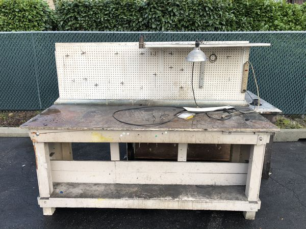 Old School Work Bench For Sale In Renton Wa Offerup