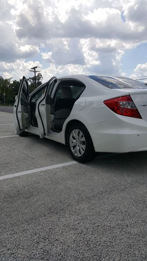 HONDA CIVIC LX 2012 for Sale in Silver Spring, MD