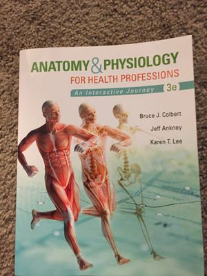 Anatomy& physiology book for Sale in Salt Lake City, UT