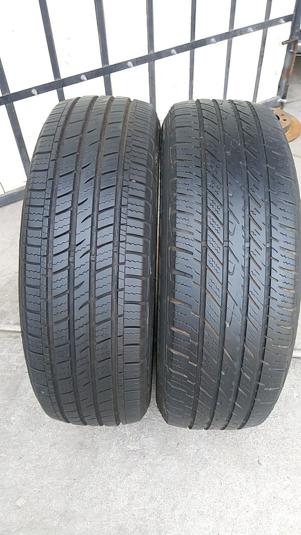 I Have A Pair Of Arizonian Tires 195 65 15 For Sale In Phoenix Az