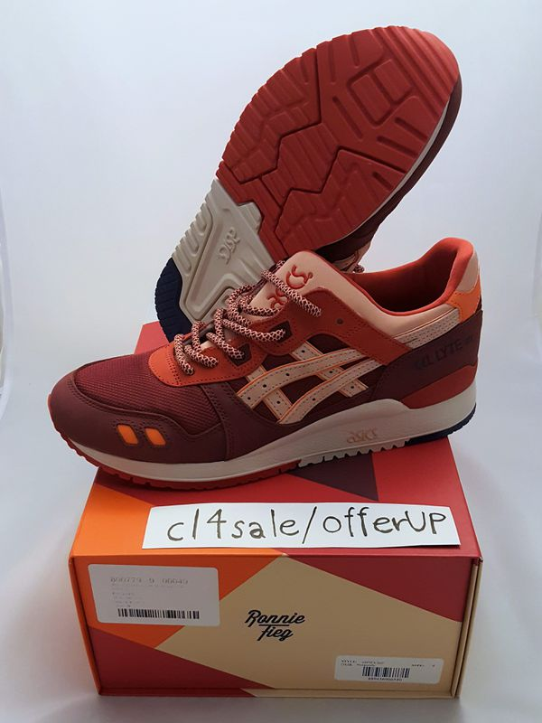 premium selection 88d88 1b72b Asics Gel Lyte 3 Volcano 2.0 KITH Ronnie Fieg yeezy for Sale in Federal  Way, WA - OfferUp
