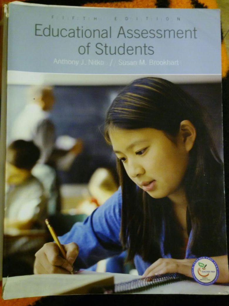 Education assessment of students 5th edition