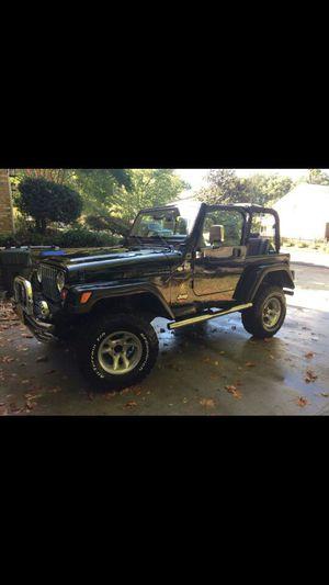 Jeep Wranger 1998 for Sale in Alexandria, VA